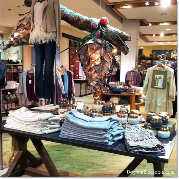 Anthropologie gift ideas, clothing