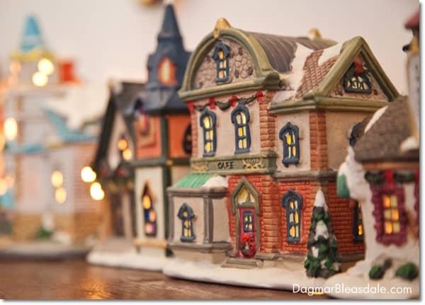 Blue Cottage Christmas Home Tour 2014