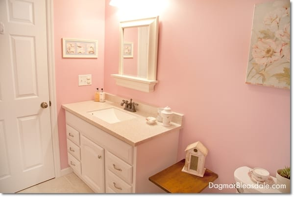 How To Decorated A Bathroom On A Budget