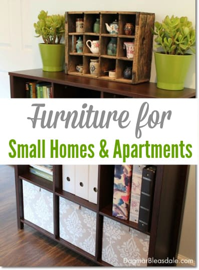 Furniture for Small Homes and Apartments