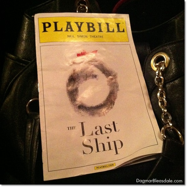 Sting and The Last Ship musical