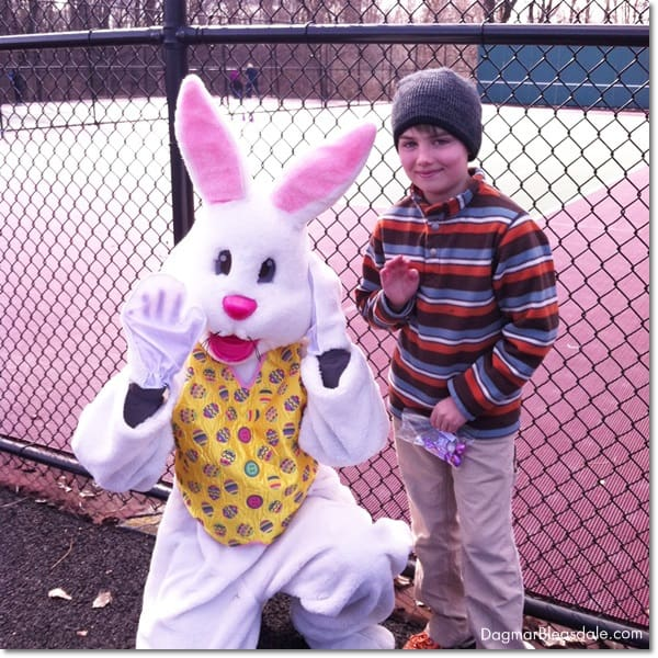 IKEA, Easter Egg Hunts, and Lunch With Michael Douglas