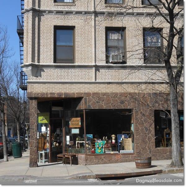 Suburban Renewal antique store, Hastings-on-Hudson. DagmarBleasdale.com