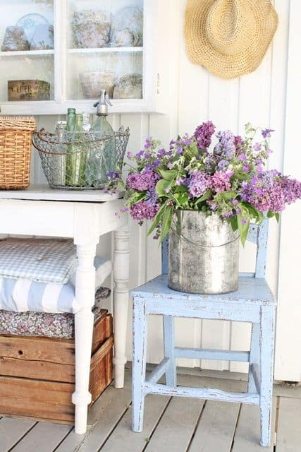 porch decor ideas for spring, DagmarBleasdale.com
