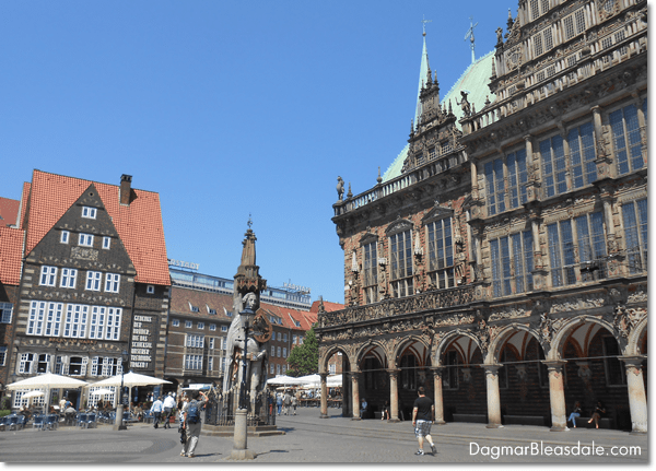 Bremen Marketplace and Roland, Bremen Marketplace and Schnoor