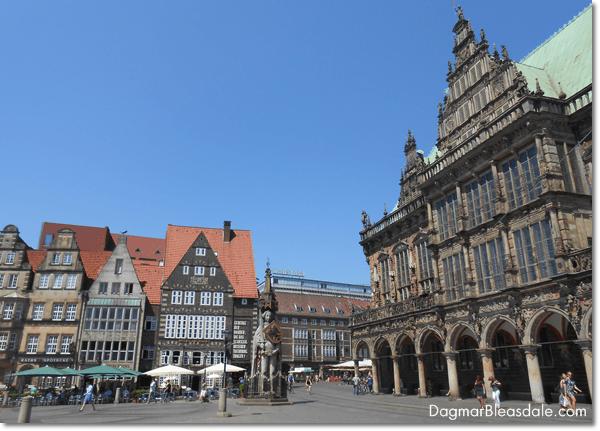 Bremen Marketplace and Schnoor