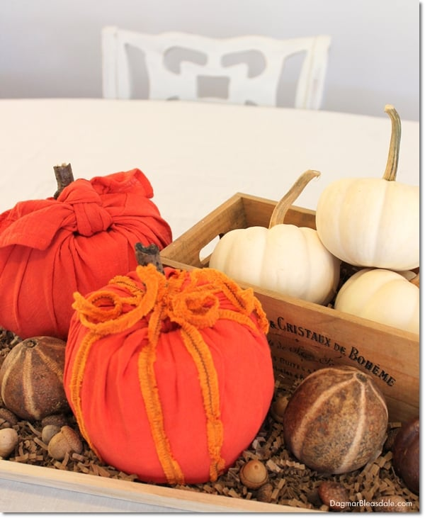 Toilet Paper Roll Pumpkin — Easy DIY Fall Decor