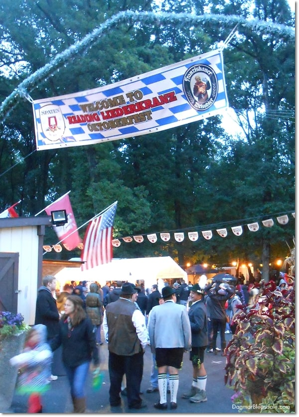 Exploring Reading, PA: Liederkranz Oktoberfest & Renninger's Antique Market