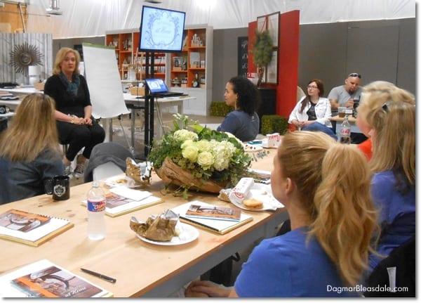 Amy Howard Home workshop