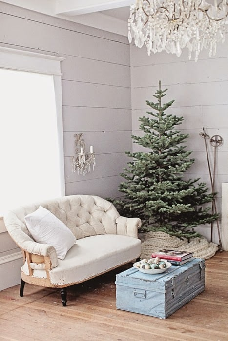 The Most Beautiful Christmas Cottage Decor Ideas - Dagmar's Home