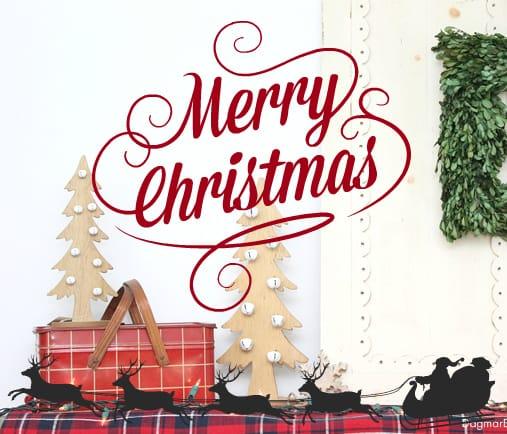 Merry Christmas — And a Big Thank You
