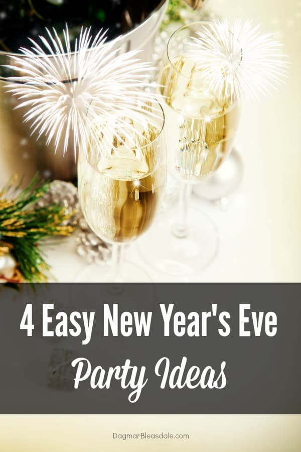 15 DIY New Year's Eve Party Ideas