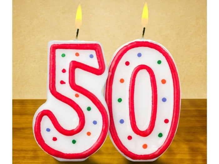 How To Throw A 50th Birthday Party On A Small Budget 3