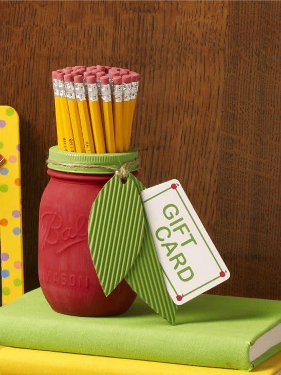 DIY teacher gifts ideas