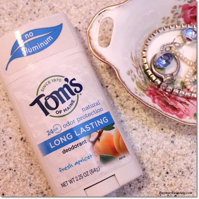 Natural Deodorants, Tom's of Maine