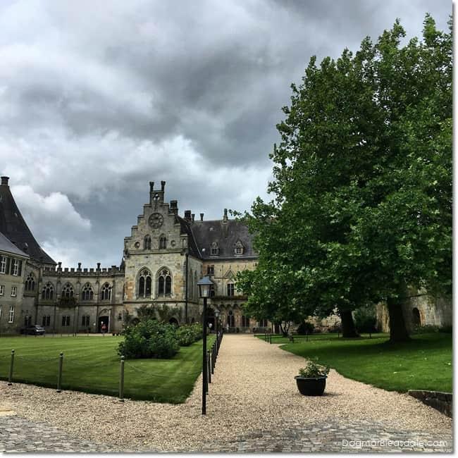 Burg Bentheim and Other German Castles