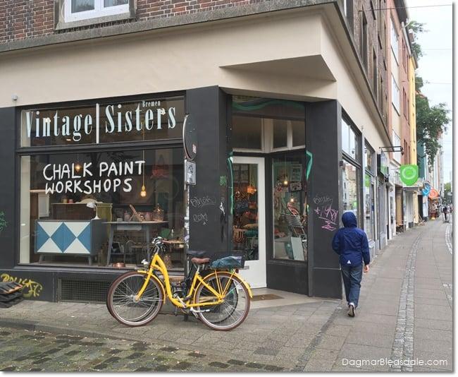Vintage Sisters, Bremen, Germany