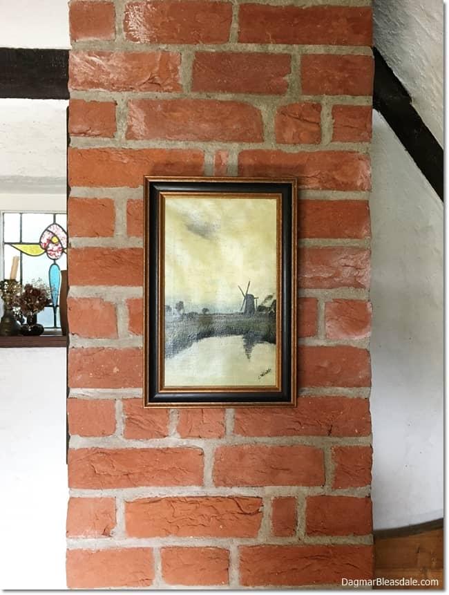 vintage tiny farmhouse