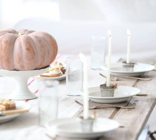 24 Last-Minute Thanksgiving Table Decor Ideas