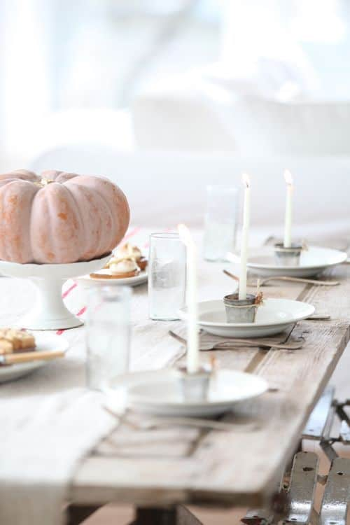 Thanksgiving Table Decor Ideas, DagmarBleasdale.com