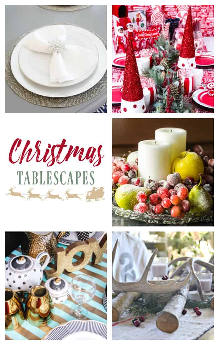 Christmas Table Decorations Ideas You Ll Love 5 Easy Diy Ideas