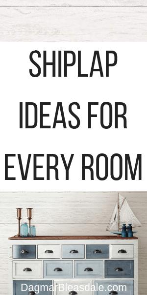 farmhouse shiplap ideas for every room
