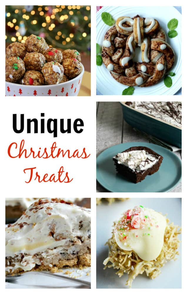 Unique Christmas treats, DagmarBleasdale.com