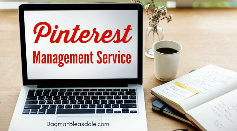 Pinterest management service and coaching for bloggers, DagmarBleasdale.com