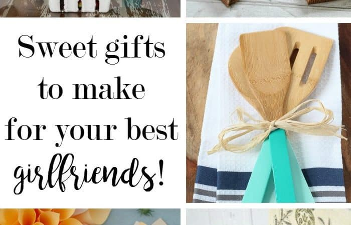 Adorable and Easy DIY Gifts For Your Girlfriends