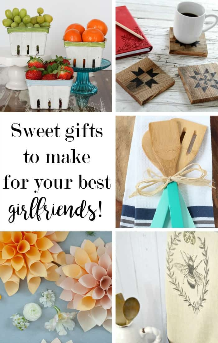 gifts for girlfriends, easy DIY gifts