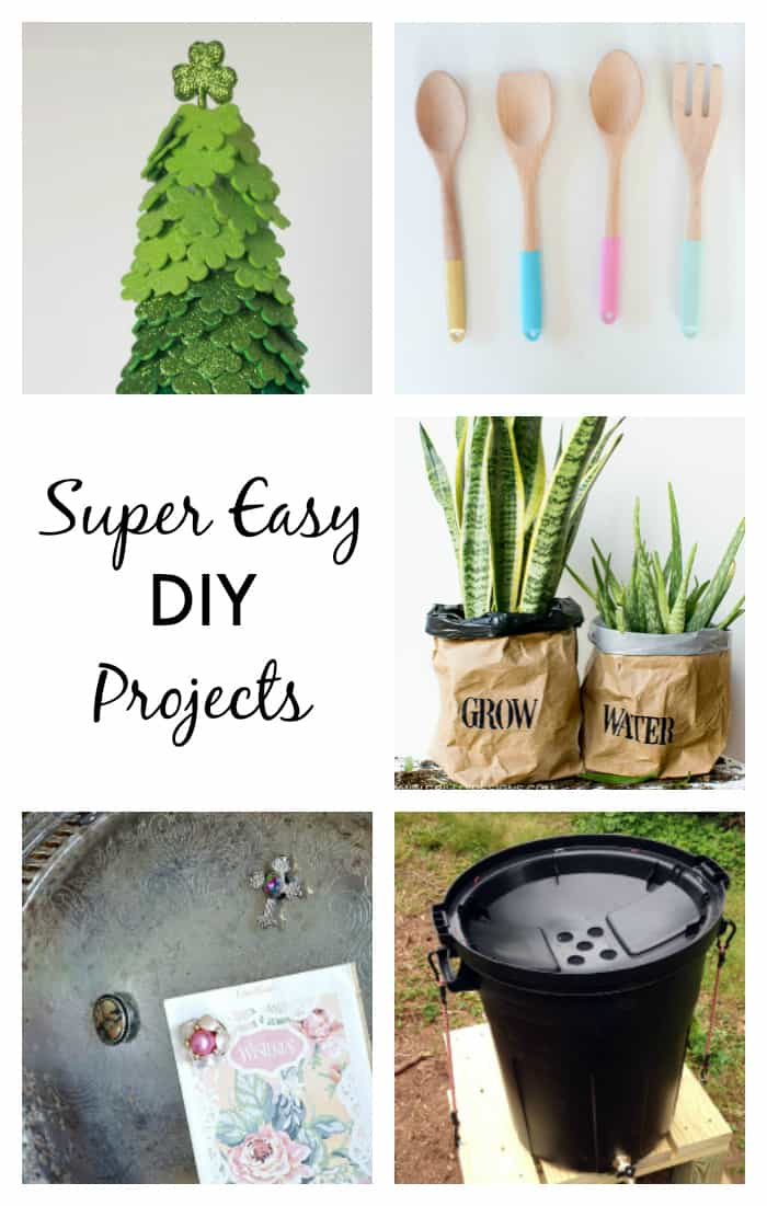 Easy DIY projects for spring, DagmarBleasdale.com