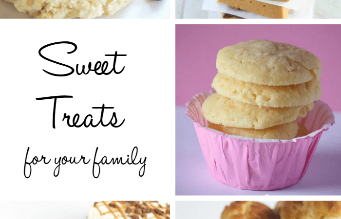 Easy Sweet Treats For Christmas & Other Occasions