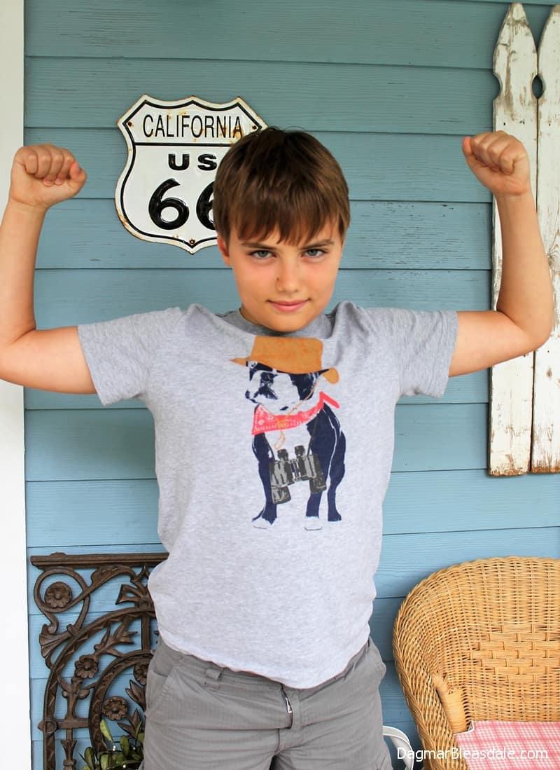 Strong moms raise self-confident kids. DagmarBleasdale.com
