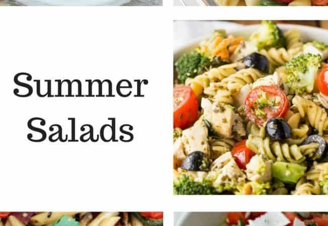 5 Summer Salads You Don't Want to Miss This Summer