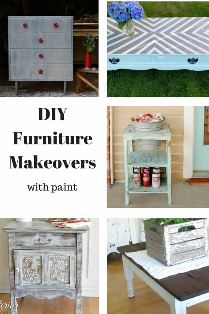 DIY Furniture Makeovers