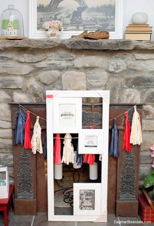 Homegoods cleanrance frame