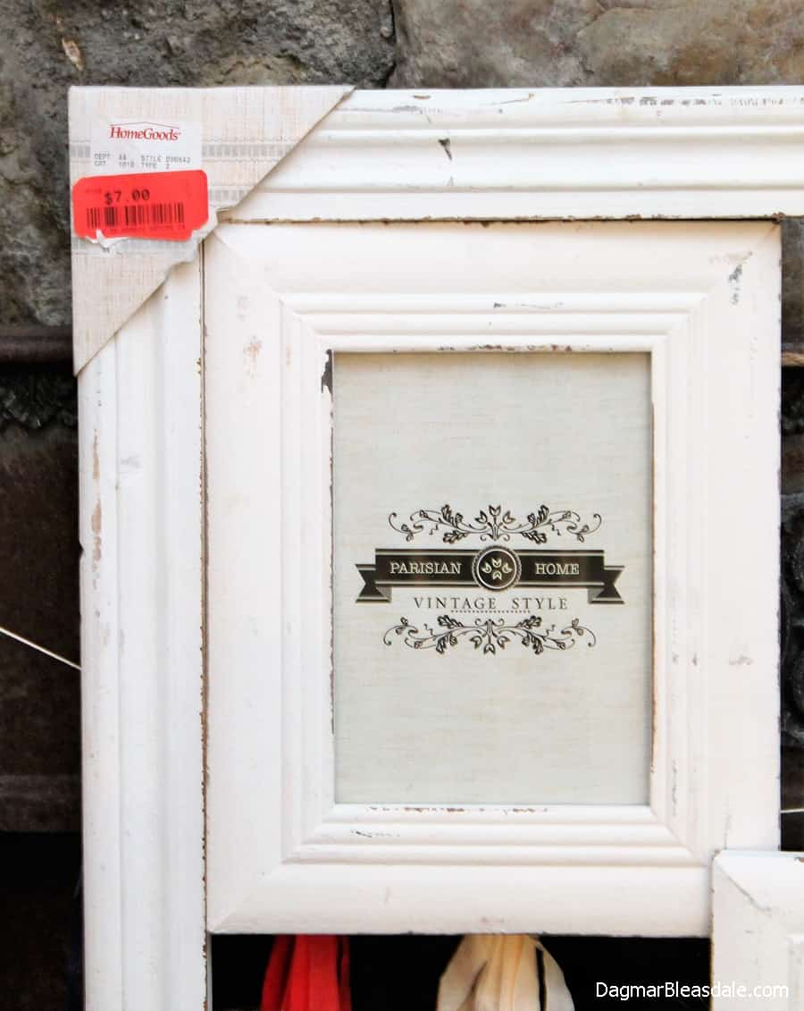 clearance frame from Homegoods