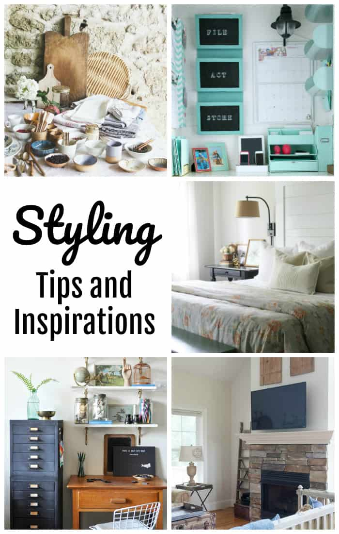 Styling Tips and Inspirations, DagmarBleasdale.com