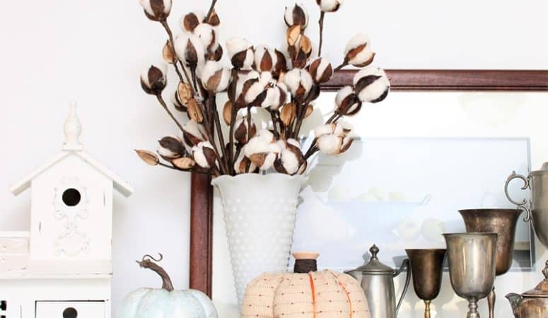 Dagmar's Home Link Party #185 – Cotton Stems for Less