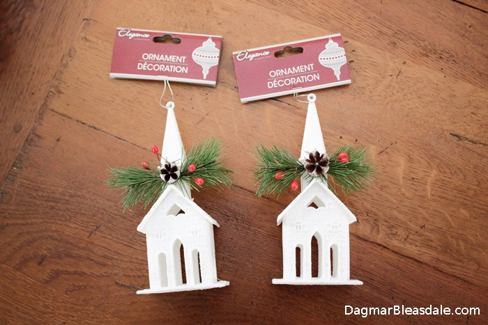 dollar tree christmas decor - Dollar Tree Christmas Decorating Ideas