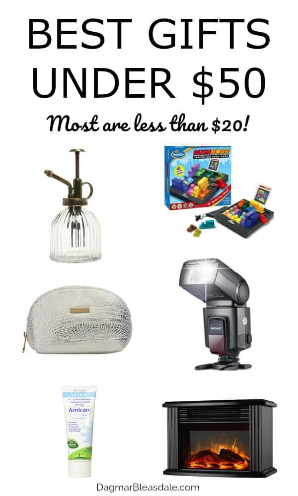 Best gifts under $50