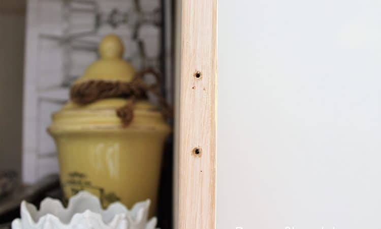 The Lazy Guide to Painting a Bookcase