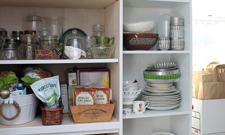 Easy Way To Add Extra Pantry Storage Space