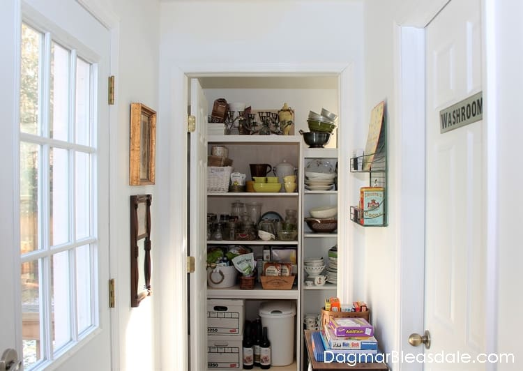 Add Extra Pantry Storage Space