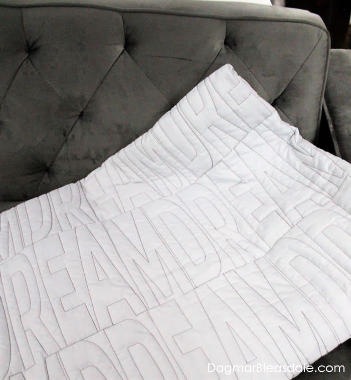 sleeper sofa sheet set