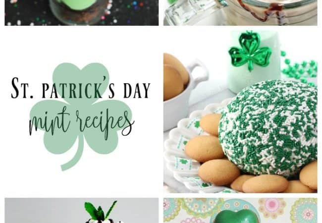 St. Patrick's Day Decor, Crafts and Food Roundup