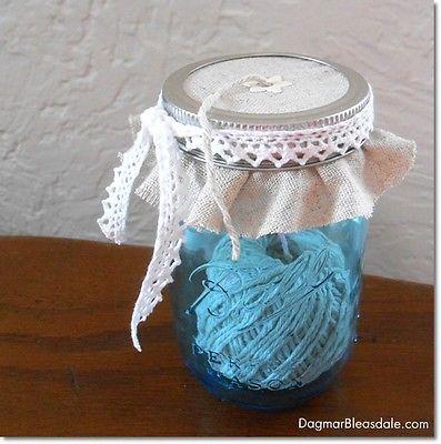 Mason Jars Decor Ideas