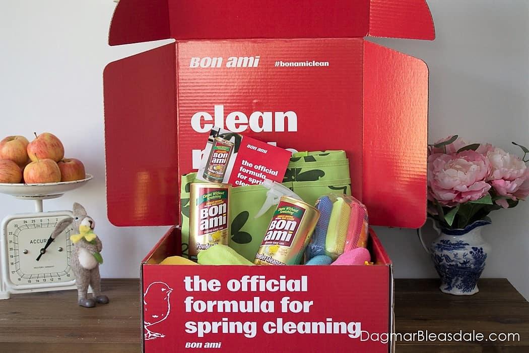 Nontoxic Cleanser Bon Ami