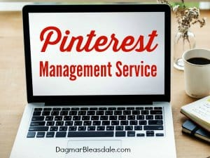 Pinterest management serive, DagmarBleasdale.com