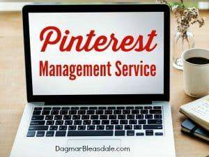 Pinterest management service, DagmarBleasdale.com